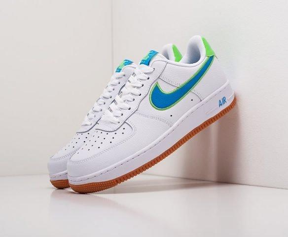 Nike Air Force 1 Low lthr белые