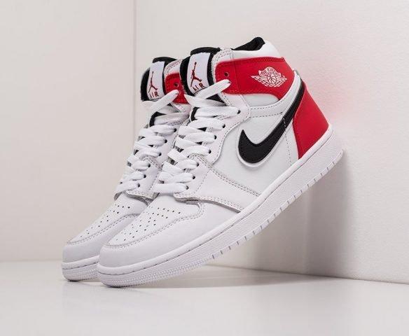 Nike Air Jordan 1 white-red