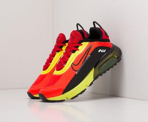 Nike Air Max 2090 оранжевые