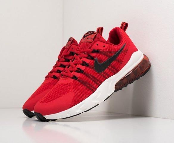 Nike Air Max 270 React красные (red)
