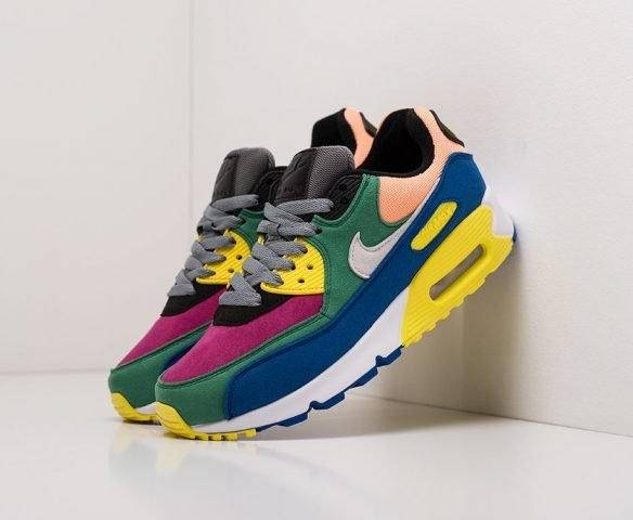 Nike Air Max 90 multicolor wmn