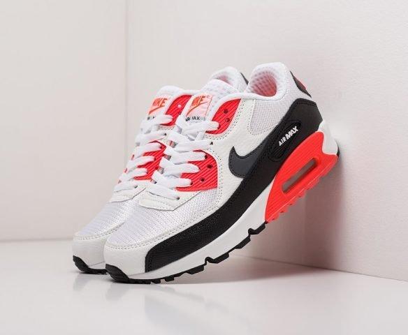 Nike Air Max 90 white-red