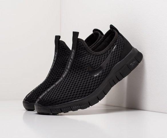 Nike Free Flyknit 5.0 black