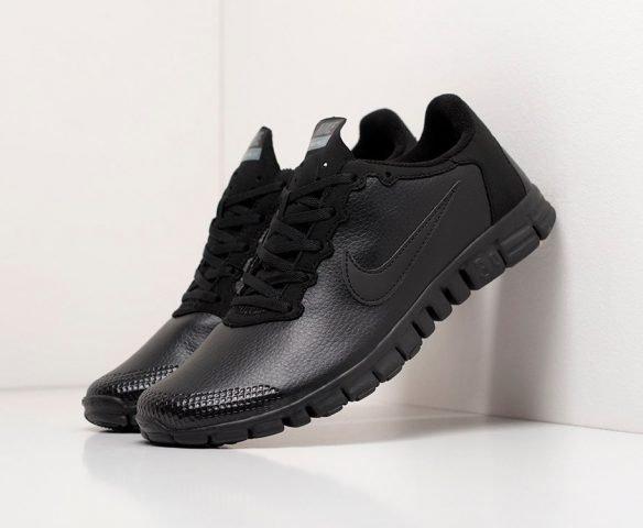 Nike Free Run 3.0 черные