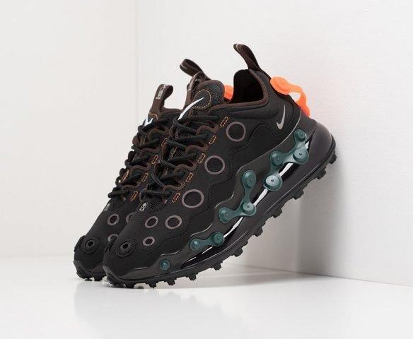 Nike ISPA Air Max 720 black (черные)