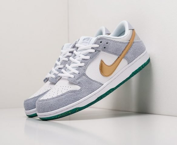 Nike SB Dunk Low серые