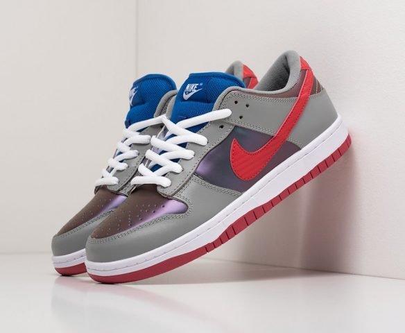 Nike SB Dunk Low разноцветные