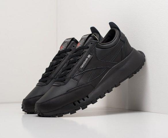 Reebok Classic Leather Legacy черные