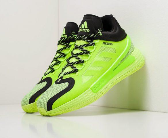 Adidas D Rose 11 зеленые
