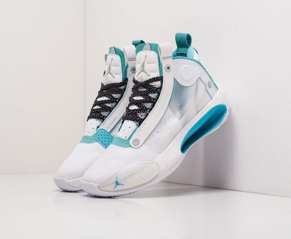 Nike Air Jordan XXXIV wmn white