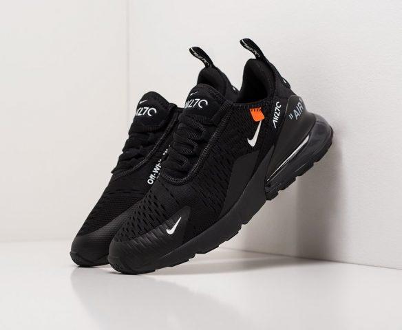 Nike Air Max 270 low wmn black