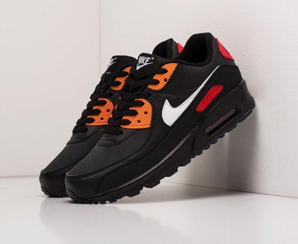 Nike Air Max 90 low черные