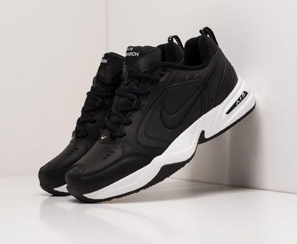 Nike Air Monarch IV low black