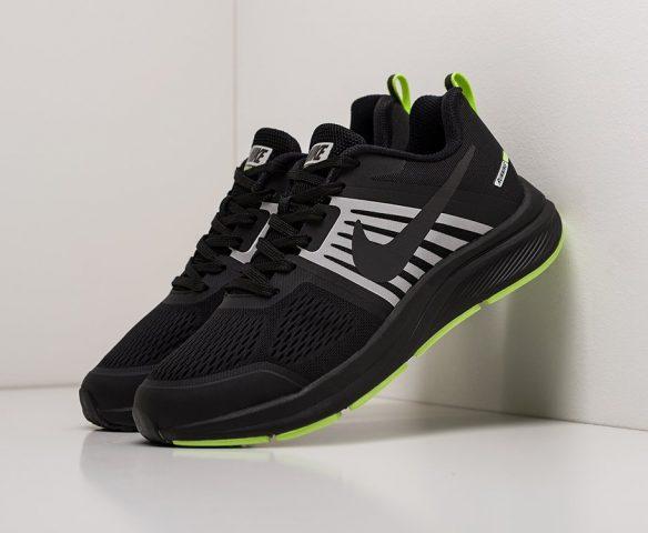 Nike Air Pegasus +30 черно-серые