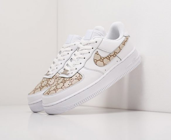 Nike x Gucci Air Force 1 Low white