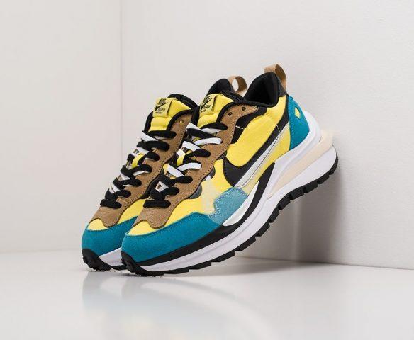 Sacai x Nike Vapor Waffle wmn yellow