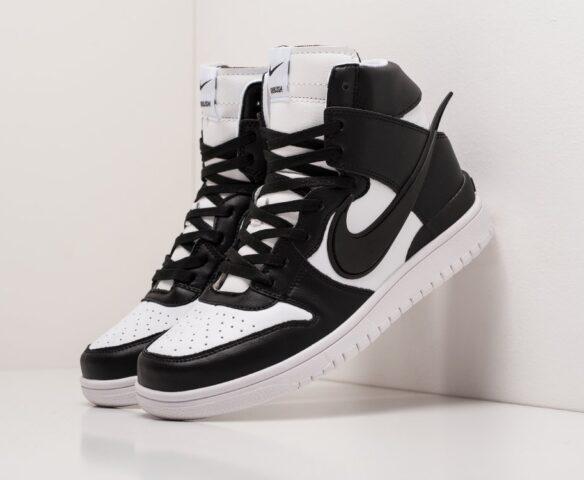 AMBUSH x Nike Dunk High черные