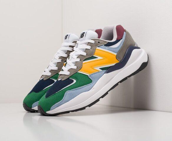 New Balance 5740 разноцветные