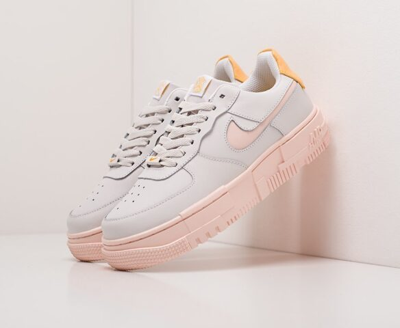 Nike Air Force 1 Pixel Low белые wmn
