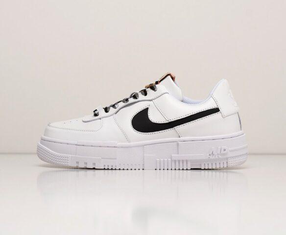 Nike Air Force 1 Pixel Low white. Вид 2