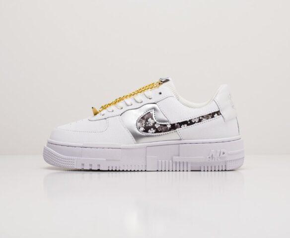 Nike Air Force 1 Pixel Low white wmn. Вид 2