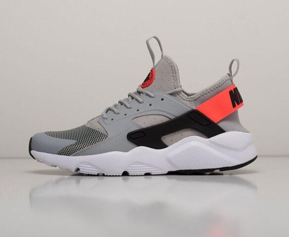 Nike Air Huarache Ultra серые. Вид 2