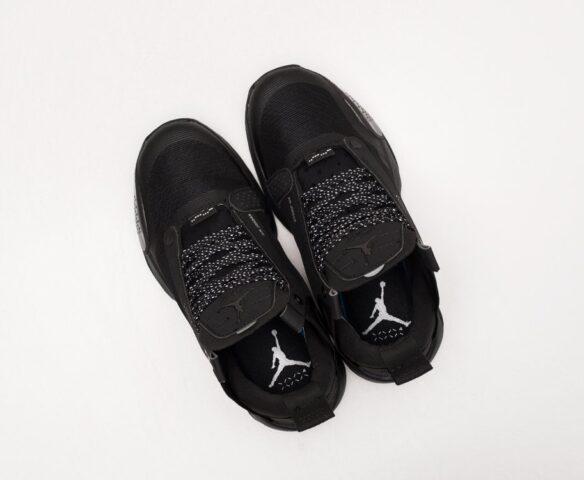 Nike Air Jordan XXXIV black-черные. Вид 5