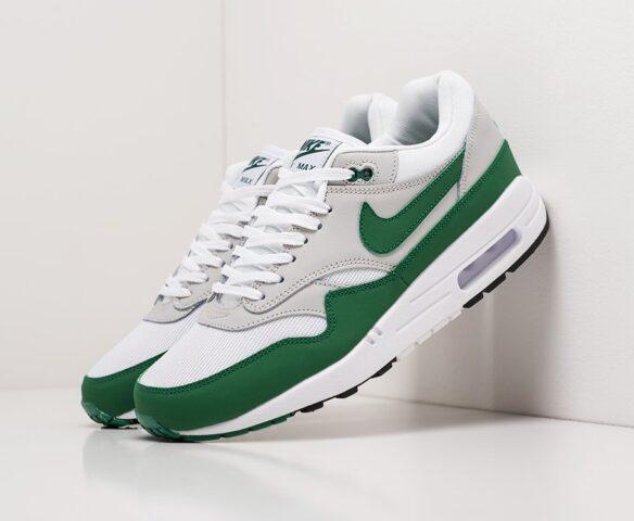 Nike Air Max 1 green. Вид 1