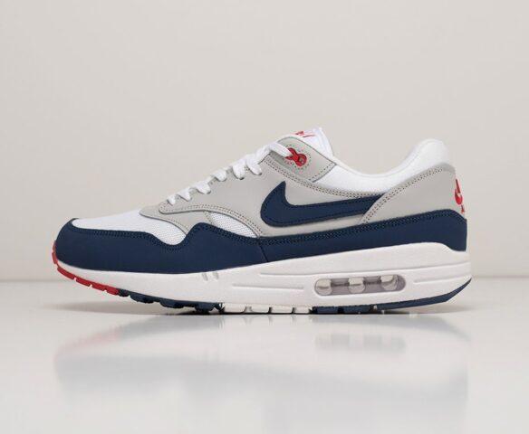 Nike Air Max 1 grey. Вид 2