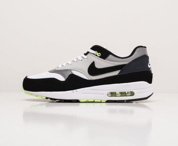 Nike Air Max 1 серые man. Вид 2