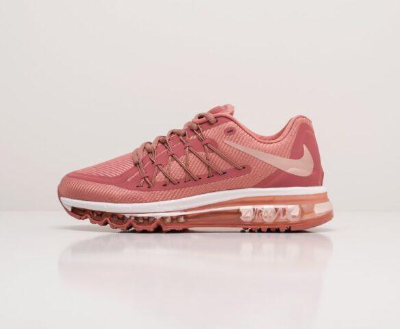 Nike Air Max 2015 розовые. Вид 2