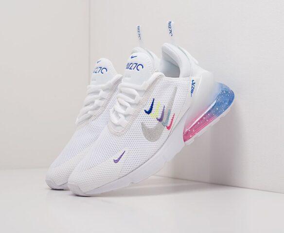 Nike Air Max 270 white wmn. Вид 1
