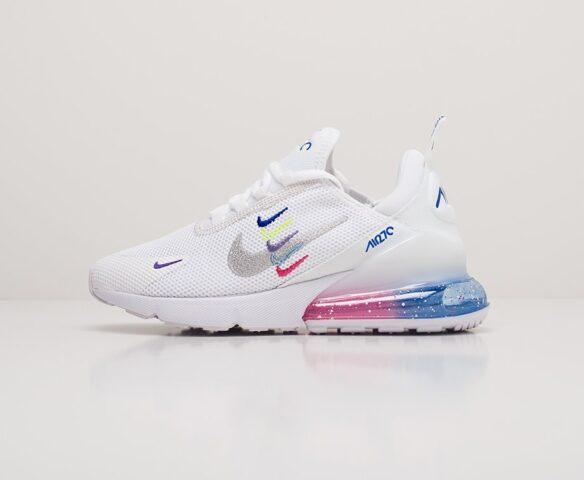Nike Air Max 270 white wmn. Вид 2