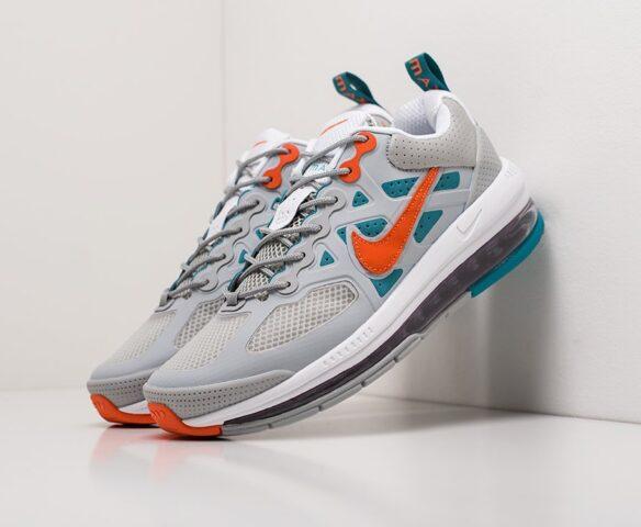 Nike Air Max Genome grey. Вид 1