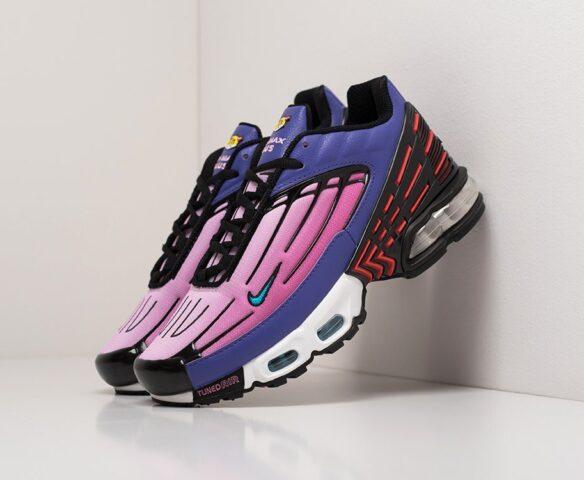 Nike Air Max Plus 3 розовые. Вид 1
