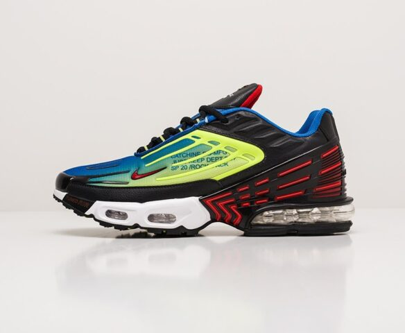 Nike Air Max Plus 3 разноцветные. Вид 2