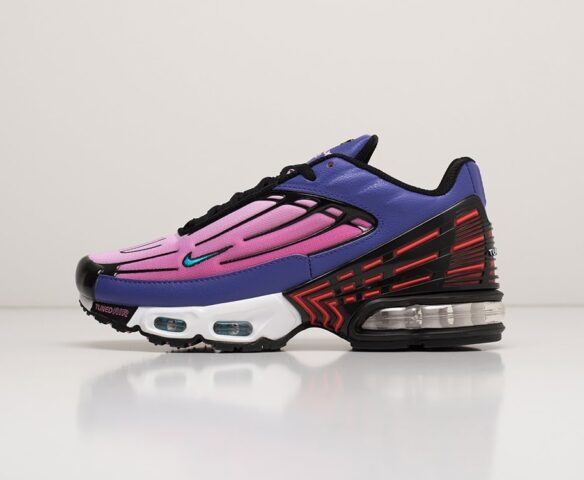 Nike Air Max Plus 3 розовые. Вид 2