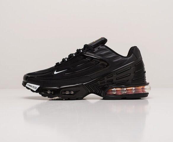 Nike Air Max Plus 3 черные. Вид 2