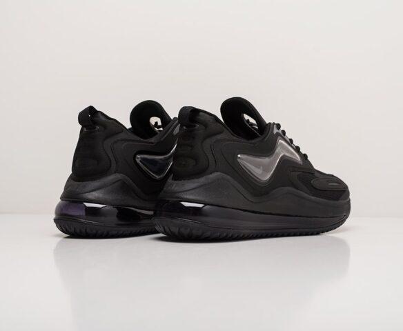 Nike Air Max Zephyr черные. Вид 4