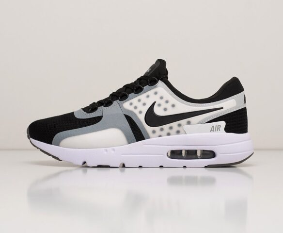 Nike Air Max Zero white. Вид 2