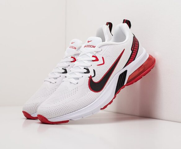 Nike Air Presto Llow Utility белые. Вид 1