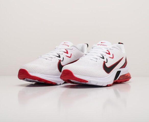 Nike Air Presto Llow Utility белые. Вид 2