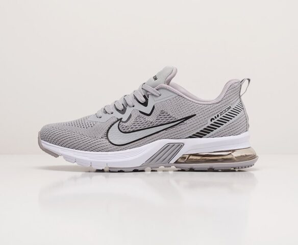 Nike Air Presto Llow Utility серые. Вид 2