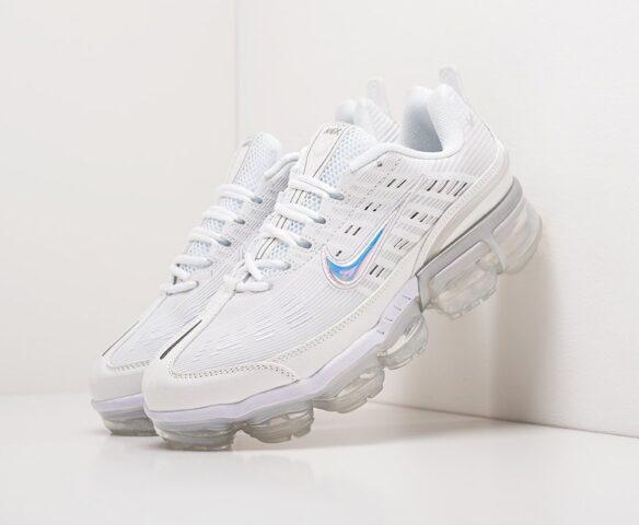 Nike Air VaporMax 360 white белые. Вид 1