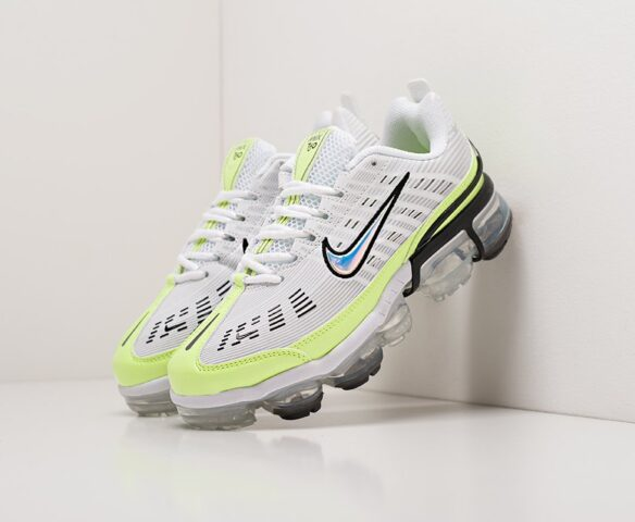 Nike Air VaporMax 360 белые. Вид 1