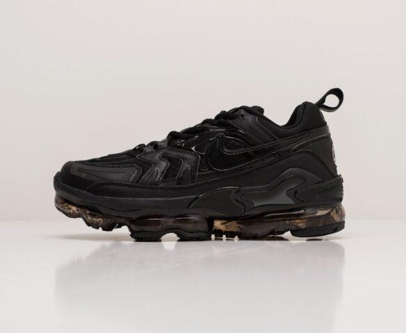 Nike Air Vapormax Evo черные. Вид 2
