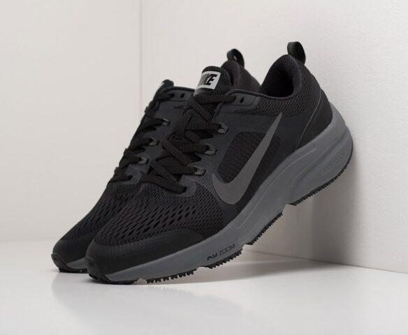 Nike Air Zoom React black. Вид 1