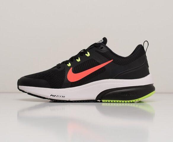 Nike Air Zoom React черные. Вид 2