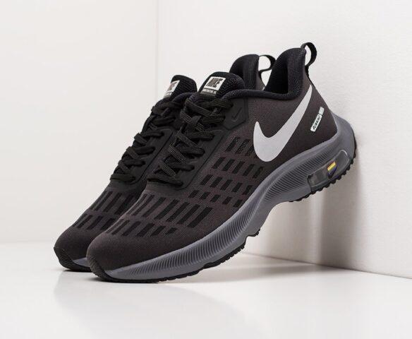 Nike Air Zoom Structure 38X черные. Вид 1