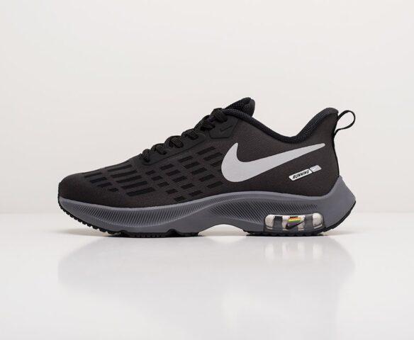 Nike Air Zoom Structure 38X черные. Вид 2